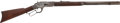 Military & Patriotic:Indian Wars, Winchester M1873 Rifle #409711, Mfg. 1892....