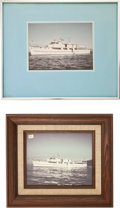 Movie/TV Memorabilia:Memorabilia, Two Color Photographs of the 'Wild Goose,' 1970s.... (Total: 2 )