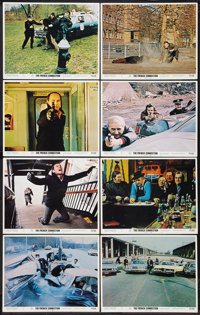 "The French Connection (20th Century Fox, 1971). Lobby Card Set of 8 (11"" X 14""). Action. ... (Total: 8 Items)"