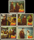 "Movie Posters:War, Twelve O'Clock High (20th Century Fox, 1949). Lobby Cards (5) (11"" X 14""). War.. ... (Total: 5 Items)"