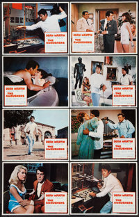 """The Ambushers (Columbia, 1967). Lobby Card Set of 8 (11"""" X 14""""). Action. ... (Total: 8 Items)"""