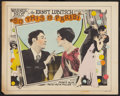 """Movie Posters:Comedy, So This is Paris (Warner Brothers, 1926). Lobby Card (11"""" X 14""""). Comedy.. ..."""