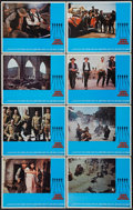 "The Wild Bunch (Warner Brothers, 1969). Lobby Card Set of 8 (11"" X 14""). Western. ... (Total: 8 Items)"