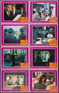 """Movie Posters:Crime, Bullitt (Warner Brothers, 1968). Lobby Card Set of 8 (11"""" X 14"""").Crime.. ... (Total: 8 Items)"""