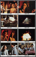 "Movie Posters:Film Noir, Body Heat (Warner Brothers, 1981). Lobby Card Set of 8 (11"" X 14"").Film Noir.. ... (Total: 8 Items)"