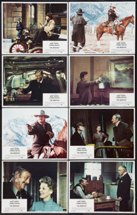 "The Shootist (Paramount, 1976). Lobby Card Set of 8 (11"" X 14""). Western. ... (Total: 8 Items)"