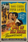 "Movie Posters:Fantasy, Son of Ali Baba (Universal International, 1952). One Sheet (27"" X 41""). Fantasy.. ..."