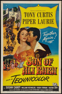 "Son of Ali Baba (Universal International, 1952). One Sheet (27"" X 41""). Fantasy"