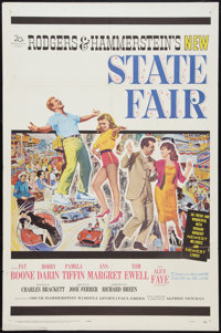 "State Fair (20th Century Fox, 1962). One Sheet (27"" X 41""). Musical"
