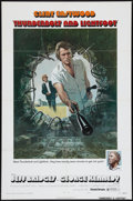 """Movie Posters:Crime, Thunderbolt and Lightfoot (United Artists, 1974). One Sheet (27"""" X41"""") Style A. Crime.. ..."""