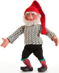 Movie/TV Memorabilia:Memorabilia, An Ugly Elf Doll, 1960s....