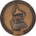 Movie/TV Memorabilia:Memorabilia, A Grammy Medallion, 1971....