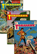 Silver Age (1956-1969):Adventure, Tomahawk Group (DC, 1960-66) Condition: Average VG.... (Total: 10 Comic Books)