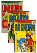 Silver Age (1956-1969):Horror, Adventures Into The Unknown Group (ACG, 1958-66) Condition: AverageVG.... (Total: 31 Comic Books)