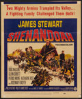 """Movie Posters:Western, Shenandoah Lot (Universal, 1965). Window Card (17"""" X 22"""") and LobbyCard (11"""" X 14""""). Western.. ... (Total: 2 Items)"""