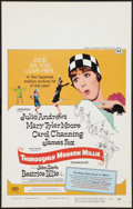 """Movie Posters:Musical, Thoroughly Modern Millie (Universal, 1967). Window Card (14"""" X22""""). Musical.. ..."""