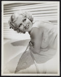 """Movie Posters:Crime, Gladys George in """"They Gave Him a Gun"""" by Ted Allan (MGM, 1937).Photo (10"""" X 13""""). Crime.. ..."""