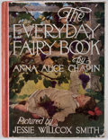 Books:Children's Books, Anna Alice Chapin. The Everyday Fairy Book. London: J.Coker, [n. d., ca. 1920]. Quarto. Publisher's binding. Illust...