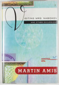Books:Signed Editions, Martin Amis. SIGNED. Visiting Mrs. Nabokov and Other Excursions. New York: Harmony Books, [1994]. First American edi...