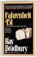Books:Signed Editions, Ray Bradbury. SIGNED. Fahrenheit 451. New York: Del Rey, [1991]. Mass market paperback. Later printing. Signed by ...
