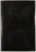 Books:First Editions, The Dallas and Ft. Worth Social Register 1932. Dallas: O. L.Hopper, [1932]. First edition. Octavo. Publisher's binding....