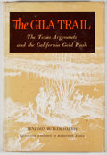 Books:First Editions, Benjamin Butler Harris. The Gila Trail: The Texas Argonauts andthe California Gold Rush. Norman: University of ...