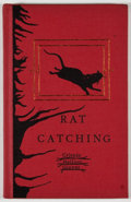 Books:Signed Editions, Crispin Hellion Glover. SIGNED. Rat Catching. Los Angeles: Volcanic Eruptions, 1988. Second edition. Signed by Glo...
