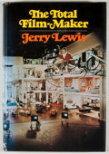 Books:Signed Editions, Jerry Lewis. INSCRIBED. The Total Film-Maker. New York: Random House, [1971]. First edition. Inscribed by Lewis. ...