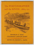 Books:First Editions, Dwight L. Smith [editor]. Franklin A. Nims. LIMITED. ThePhotographer and the River 1889-1890. Santa Fe: Stagecoach ...