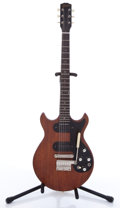 Musical Instruments:Electric Guitars, 1968 Gibson Melody Maker Cherry Solid Body Electric Guitar,#331676....