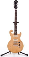 Musical Instruments:Electric Guitars, Epiphone Natural Solid Body Electric Guitar #N/A....