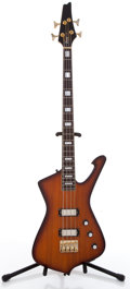 Musical Instruments:Bass Guitars, Ibanez Sunburst Electric Bass Guitar #W950352...