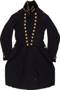 Military & Patriotic:Pre-Civil War, American Staff Officer's Coatee C. 1835 - 1840....