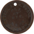 Military & Patriotic:Civil War, Irish Brigade, 69th Regiment, New York State Volunteers, Civil War ID Disc....