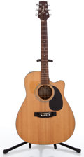 Musical Instruments:Acoustic Guitars, Takamine EG330C Natural Acoustic Electric Guitar ...