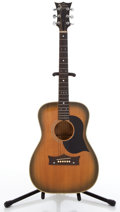 Musical Instruments:Acoustic Guitars, 1968-71 Grammer Guitar Baby B Series Natural Acoustic Guitar ...