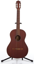 Musical Instruments:Acoustic Guitars, 1960s Guild Mark 1 Brown Stain Acoustic Guitar #CA-2870...