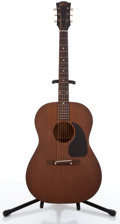Musical Instruments:Acoustic Guitars, 1950s Gibson LG-2 Stained Acoustic Guitar ...