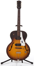 Musical Instruments:Electric Guitars, Gibson ES-125TD Sunburst Semi-Hollow Body Electric Guitar #N/A....