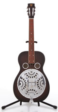 Musical Instruments:Resonator Guitars, Vintage Dobro Sunburst Resonator Guitar #N/A....