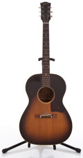 Musical Instruments:Acoustic Guitars, Vintage Gibson B-25 Sunburst Acoustic Guitar #36516....