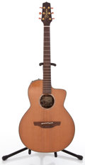 Musical Instruments:Acoustic Guitars, Takamine TAN553 Natural Acoustic Electric Guitar #05021135....