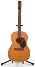 Musical Instruments:Acoustic Guitars, Vintage Gibson Natural Acoustic Guitar, #890718....