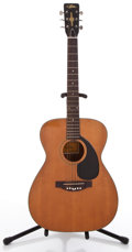 Musical Instruments:Acoustic Guitars, Aria 701 Natural Acoustic Guitar, #H-FA692....