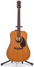Musical Instruments:Acoustic Guitars, Lyle W465 Natural Acoustic Guitar, #N/A....