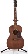 Musical Instruments:Acoustic Guitars, Vintage Gibson B-25 Natural Acoustic Guitar, #N/A....