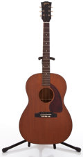 Musical Instruments:Acoustic Guitars, 1964 Gibson B-25 Cherry Acoustic Guitar, #227216....