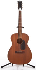 Musical Instruments:Acoustic Guitars, Vintage Harmony H165 Mahogany Acoustic Guitar, #2331H165....