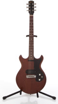 Musical Instruments:Electric Guitars, 1968 Gibson Melody Maker Cherry Electric Guitar, #504624....