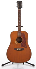 Musical Instruments:Acoustic Guitars, Gibson J-55 Natural Acoustic Guitar, #A113517....